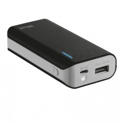 Trust - Primo 4400 batería externa Negro 4400 mAh