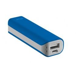Trust - Primo 2200 batería externa Blue 2200 mAh