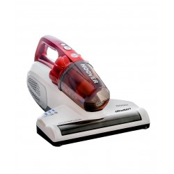 Hoover - MBC500UV Sin bolsa Rojo, Color blanco aspiradora de mano