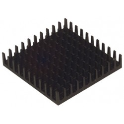 Raspberry Pi - 750-0881 hardware accesorio de refrigeración Negro