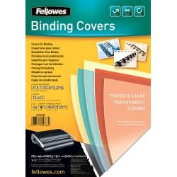 Fellowes - Futura A4 De plástico Negro 100pieza(s) cubierta