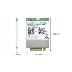 Lenovo - 4XC0L09013 Placa WLAN refacción para notebook