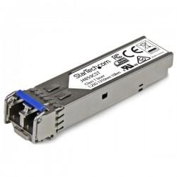 StarTech.com - Módulo Transceptor SFP+ de Fibra Gigabit - Compatible con HP J4859C - Mono/Multimodo LC con DDM - 10