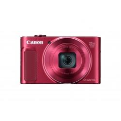 "Canon - PowerShot SX620 HS Cámara compacta 20.2MP 1/2.3"" CMOS 5184 x 3888Pixeles Rojo"
