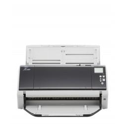 Fujitsu - fi-7460 600 x 600 DPI Alimentador automático de documentos (ADF) + escáner de alimentación manual Gris, Blanco A3