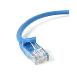 StarTech.com - Cable de 30cm de Red Ethernet Cat5e RJ45 sin Enganche - Snagless