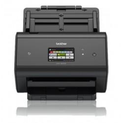 Brother - ADS-2800W escaner 600 x 600 DPI Escáner con alimentador automático de documentos (ADF) Negro A3