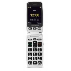 """Doro - Primo 413 2.4"""" 115g Blanco"""