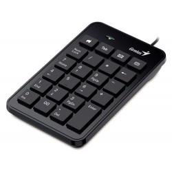 Genius - NumPad i120 Universal USB Negro teclado numérico