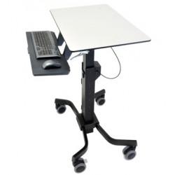 Ergotron - TeachWell Mobile Digital Workspace Multimedia cart Grafito, Gris