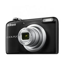 "Nikon - COOLPIX A10 Cámara compacta 16,1 MP CCD 4608 x 3456 Pixeles 1/2.3"" Negro"