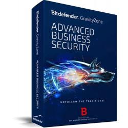 Bitdefender - Advanced Business Security, 50-99u, 1Y 50 - 99usuario(s) 1año(s) - 20143728