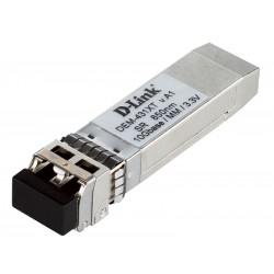 D-Link - DEM-431XT red modulo transceptor Fibra óptica 10000 Mbit/s SFP+ 850 nm