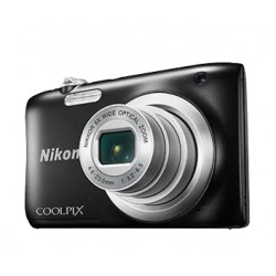 "Nikon - COOLPIX A100, Case, Selfie stick Cámara compacta 20.1MP 1/2.3"" CCD 5152 x 3864Pixeles Negro"