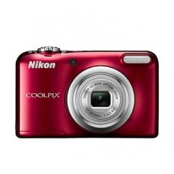 "Nikon - COOLPIX A10 Cámara compacta 16.1MP 1/2.3"" CCD 4608 x 3456Pixeles Rojo"