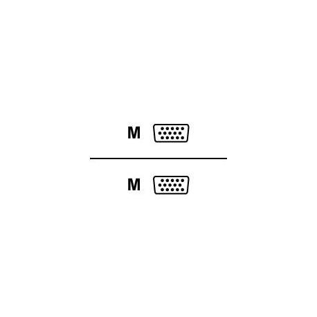 Belkin - VGA HDDB15 5m cable VGA VGA (D-Sub)