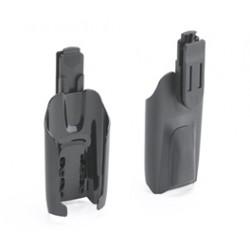 Zebra - SG-MC9511110-01R funda para dispositivo periférico Ordenador de mano Libro De plástico Negro