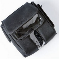 Brother - PAWC4000 funda para dispositivo periférico Impresora portátil Negro