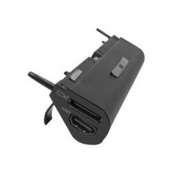 Lenovo - 4X50L08495 Tableta Negro estación dock para móvil