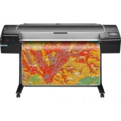 HP - Designjet Z5600 44-in PostScript Color 2400 x 1200DPI Inyección de tinta térmica 1118 x 1676 impresora de gran