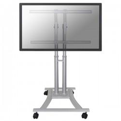 "Newstar - PLASMA-M1200 soporte de pie para pantalla plana Portable flat panel floor stand Plata 177,8 cm (70"")"