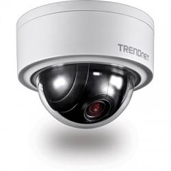 Trendnet - TV-IP420P Cámara de seguridad IP Interior y exterior Almohadilla Blanco cámara de vigilancia