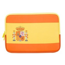 "Urban Factory - FLG09UF maletines para portátil 30,7 cm (12.1"") Funda Multicolor"