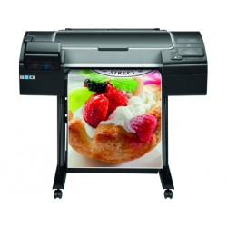 HP - Designjet Z2600 24-in PostScript Color 2400 x 1200DPI Inyección de tinta térmica 610 x 1676 impresora de gran