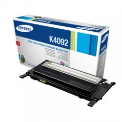 Samsung - CLT-K4092S cartucho de tóner Original Negro 1 pieza(s)