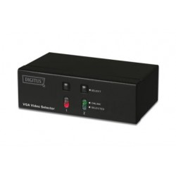 Digitus - VGA selector interruptor de video