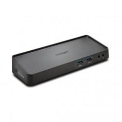 Kensington - Replicador de puertos 2K dual USB 3.0 de 5 Gbps SD3650 - DisplayPort y HDMI - Windows