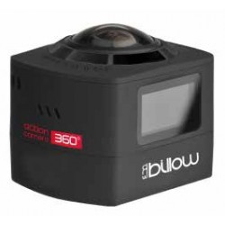 Billow - XS360PRO cámara para deporte de acción Full HD CMOS 16 MP Wifi 84 g - 21192885