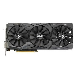 ASUS - ROG STRIX-GTX1060-6G-GAMING GeForce GTX 1060 6 GB GDDR5