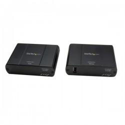 StarTech.com - Extensor 1 Puerto USB 2.0 por Cable CAt5 CAt6 Ethernet UTP - Hasta 100m