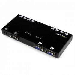 StarTech.com - Extensor de Vídeo VGA de 8 puertos a través de Cat5