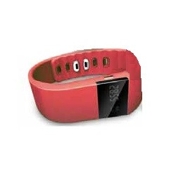 "Billow - XSB60 Wristband activity tracker 0.49"" OLED Inalámbrico Rojo"
