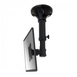 "Newstar - FPMA-C025BLACK 30"" Negro soporte de techo para pantalla plana"
