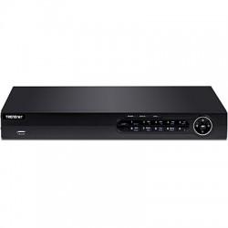 Trendnet - TV-NVR2216 Negro Grabadore de vídeo en red (NVR)