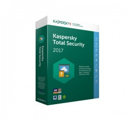 Kaspersky Lab - Total Security Multi-Device 2017 3usuario(s) 1año(s) Español