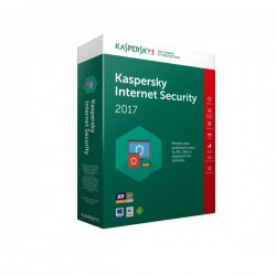 Kaspersky Lab - Internet Security Multi-Device 2017 5usuario(s) 1año(s) Español