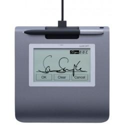 Wacom - STU-430 Signature pad 2540líneas por pulgada 96 x 60mm USB Negro, Gris tableta digitalizadora