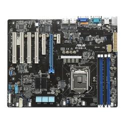 ASUS - P10S-X server/worksation motherboard Intel C232 LGA 1151 (Socket H4) ATX placa base para servidor y estación