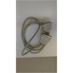 Zebra - 105850-001 cable paralelo 1,8 m Gris