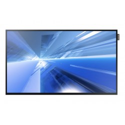 "Samsung - DC32E Digital signage flat panel 32"" LED Full HD Negro"