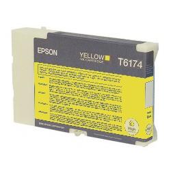 Epson - Cartucho T617 amarillo alta capacidad 7k