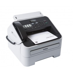 Brother - -2845 fax Laser 33,6 Kbit/s 300 x 600 DPI Negro, Blanco