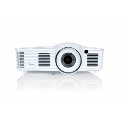 Optoma - WU416 videoproyector 4200 lúmenes ANSI DLP WUXGA (1920x1200) 3D Proyector para escritorio Blanco