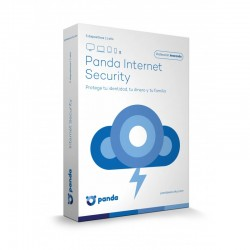 Panda - Internet Security 2017 Base license 5usuario(s) 1año(s) Español