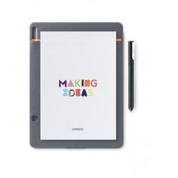 Wacom - Bamboo CDS-610S Gris, Naranja tableta digitalizadora