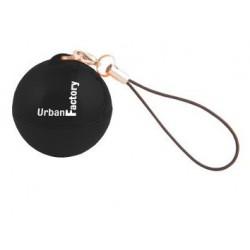 Urban Factory - Urban Music Ball Black 2W Negro altavoz